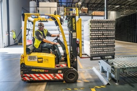warehouse operations recovery