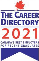 Career Directory canada's best employers logo