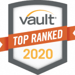 Vault top ranked 2020 seal